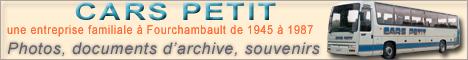 Site dedie aux cars Petit de Fourchambault